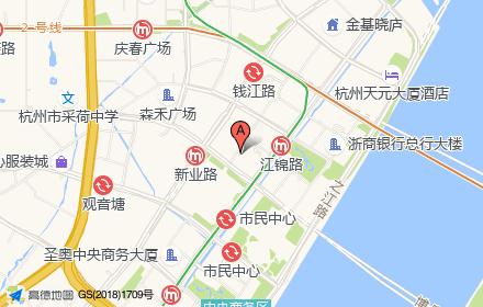 杭州来福士广场最新房价,杭州来福士广场值得买吗,杭州来福士广场多少一平方