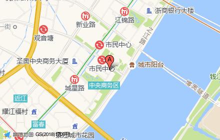 钱江时代公寓位置-小柯网