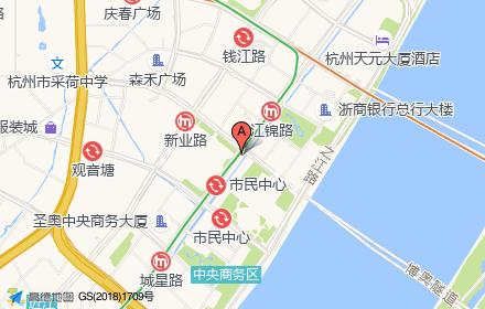 钱江国际时代广场位置-小柯网