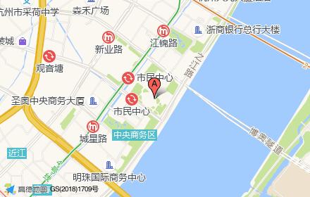 华立.瑞晶国际商务中心位置-小柯网