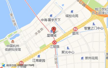 杭州星耀中心位置-小柯网