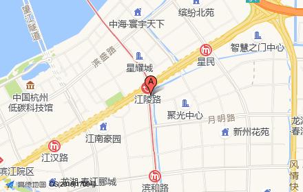 望江南位置-小柯网