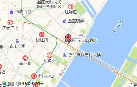 华峰国际商务大厦(租售)位置-小柯网