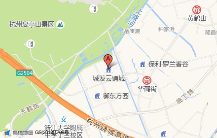 城發.云錦城位置-小柯網