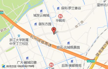 广宇.上东城位置-小柯网