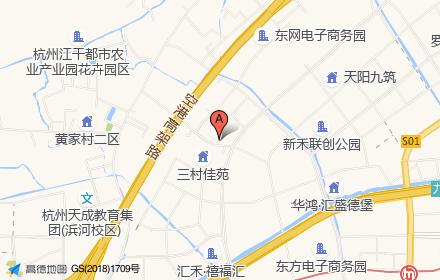 中国铁建.国际花园位置-小柯网