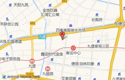新客站商业城位置-小柯网
