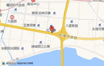 康恒.悦麒美寓位置-小柯网