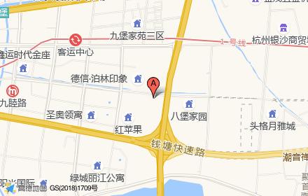 绿城.丽江公寓位置-小柯网