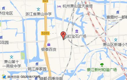 萧山星南站位置-小柯网