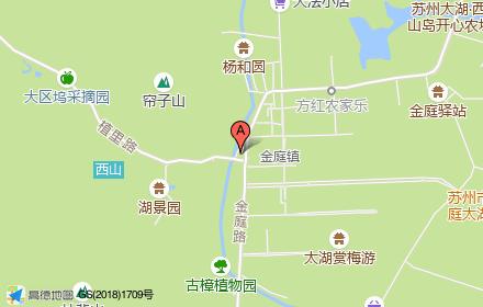 太湖华府位置-小柯网