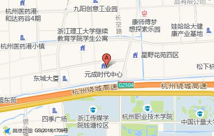 元成时代中心位置-小柯网