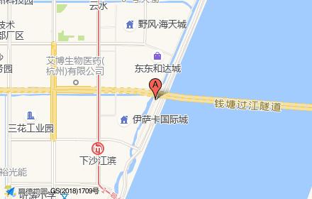 世茂.江滨花园位置-小柯网