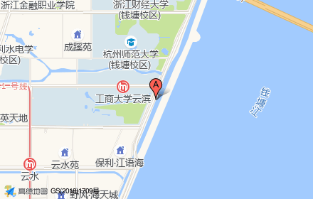 保利.江语海位置-小柯网