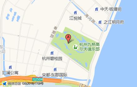 杭州碧桂园位置-小柯网