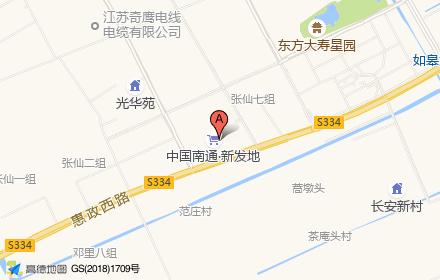 三农国际城位置-小柯网