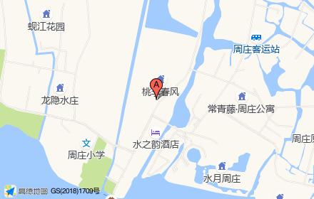 昆山桃李春风位置-小柯网