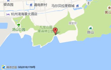 九龙山漫城位置-小柯网
