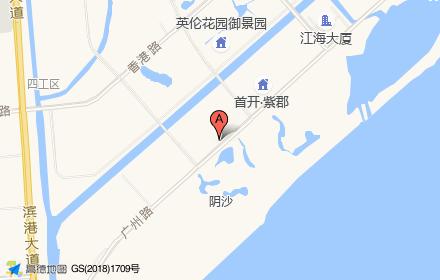 首开紫宸江湾位置-小柯网