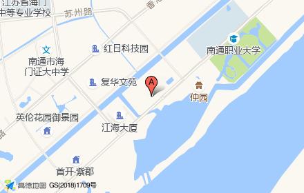 复旦澜博湾位置-小柯网