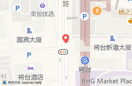 Campus map link
