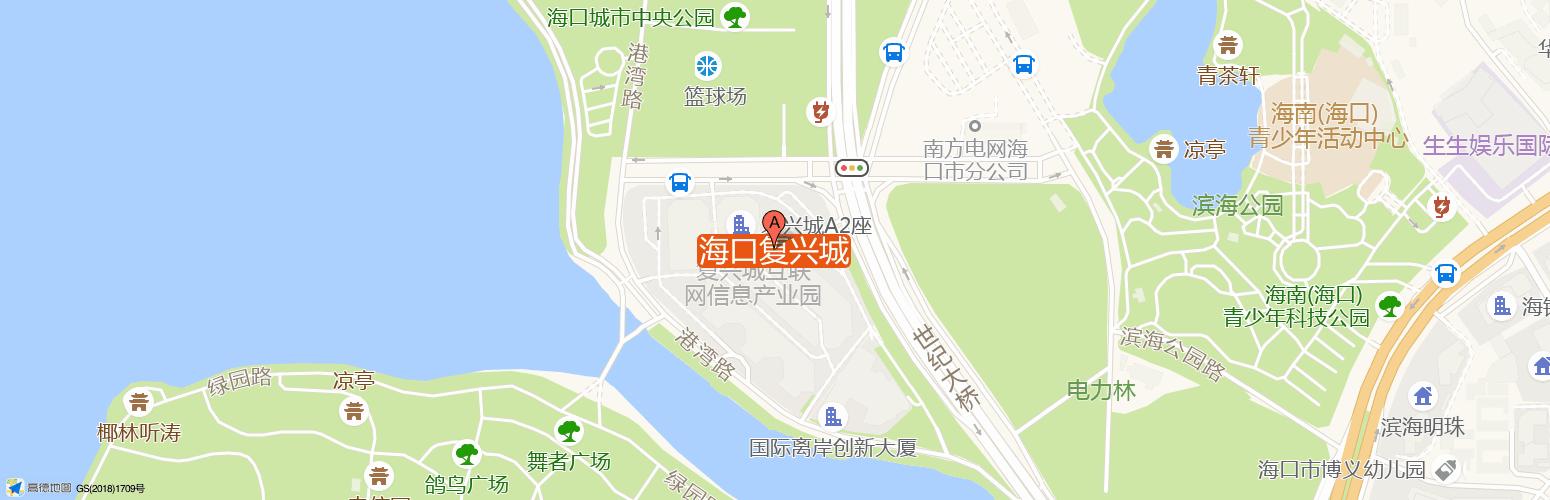 海口复兴城·优客工场
