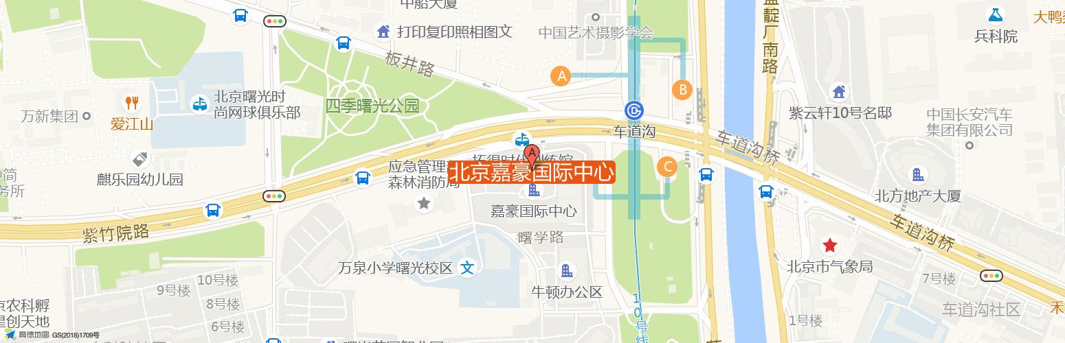 北京嘉豪国际中心·优客工场