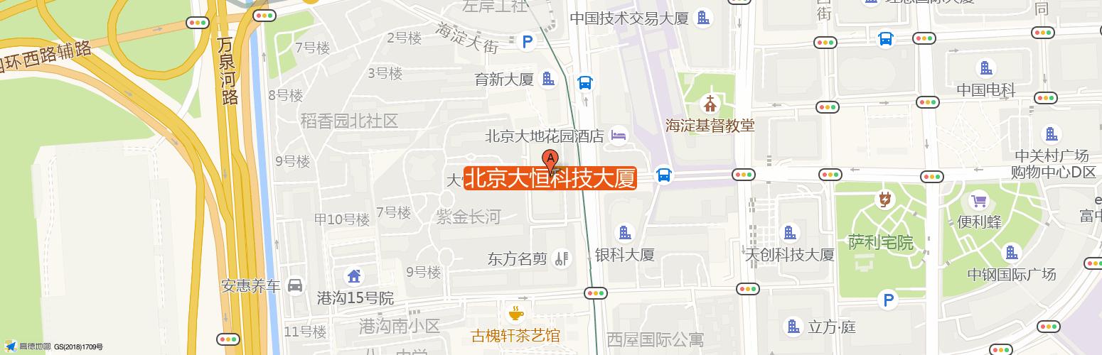 北京大恒科技大厦·优客工场