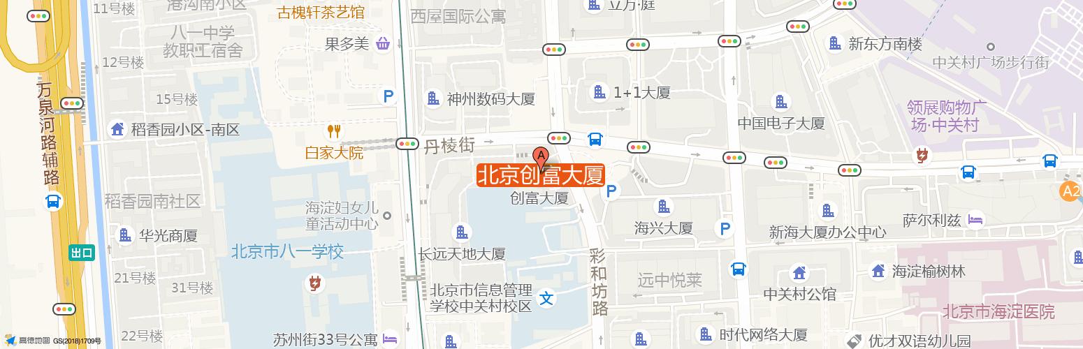 北京创富大厦·优客工场