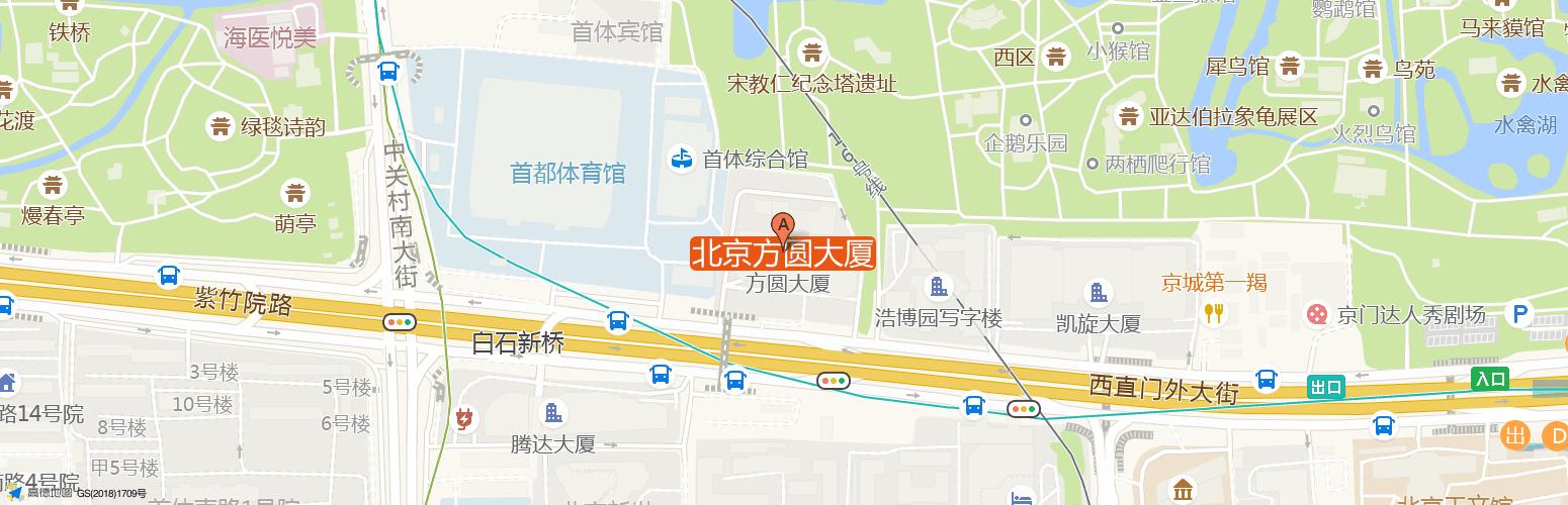 北京方圆大厦·优客工场