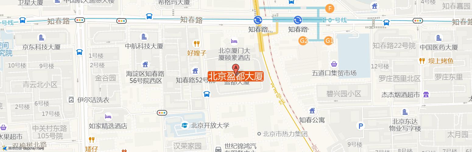 北京盈都大厦·优客工场