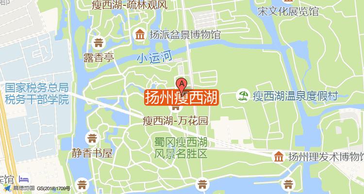扬州瘦西湖·优客工场